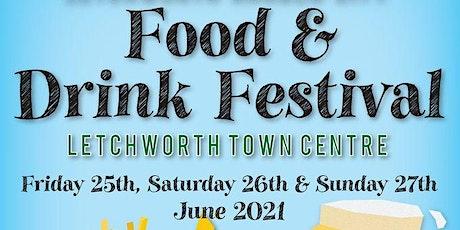 Letchworth Food & Drink Festival tickets