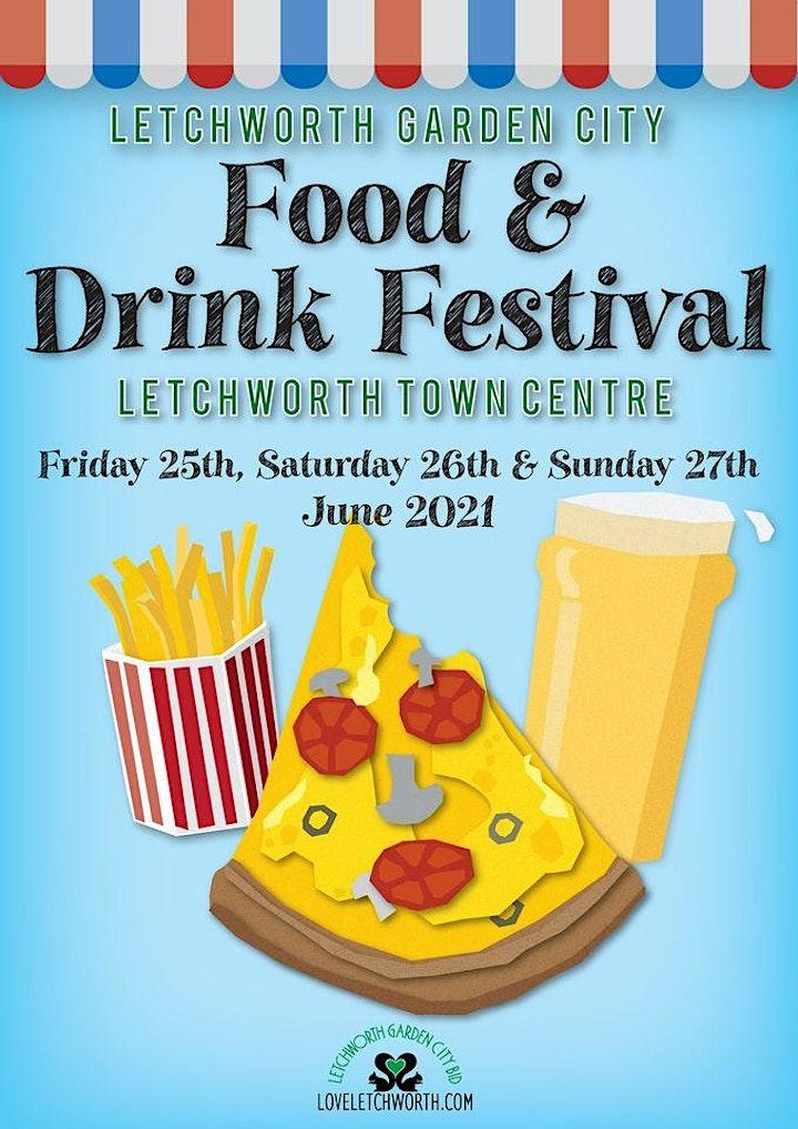 Letchworth Food & Drink Festival image
