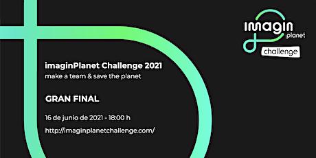 GRAN FINAL imaginPlanet Challenge entradas