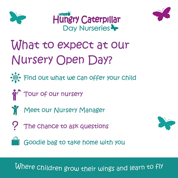 Academy Gardens Nursery Open Day image