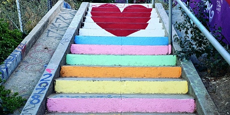 LA's Secret Painted Stairs tickets
