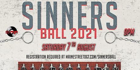 Sinners Ball 2021 tickets
