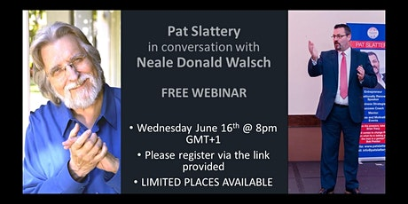Pat Slattery In Conversation With Neale Donald Walsch tickets