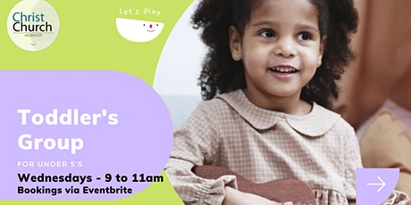 Toddler's group - U5's tickets