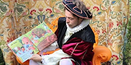 Storytime for Kids in Whitehall's Garden tickets