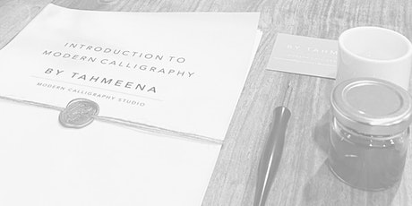 Introduction to Modern Calligraphy Workshop tickets