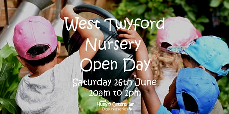 West Twyford Nursery Open Day tickets