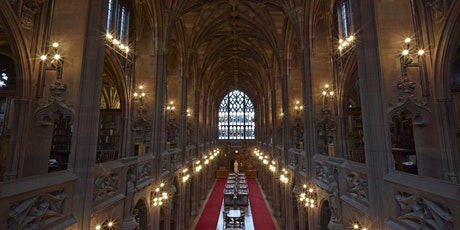 Visit  The John Rylands Research Institute and Library tickets