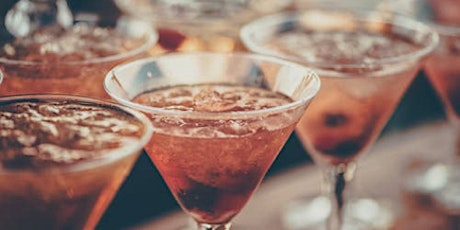 July Online Letter Writing Workshop -  Cocktail Party tickets