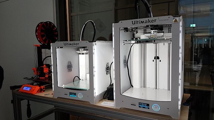 Zu Gast bei: Lichtwerkstatt Makerspace: Bild