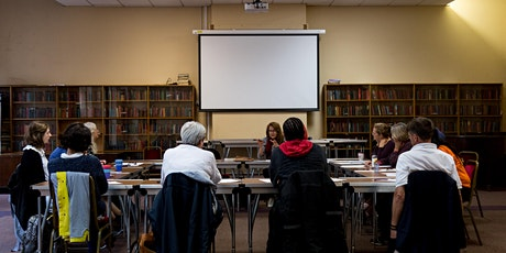 ONLINE Writer Training: Public Funding for Creative Writers (October 2021) tickets