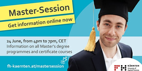 Master Session Online - Management of Conservation Areas tickets