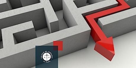 Opciones pre concursales de resolución de conflictos : empresas en crisis entradas