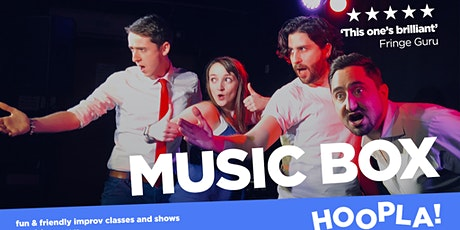 HOOPLA: The Inflatables, The Descendants & Music Box! tickets