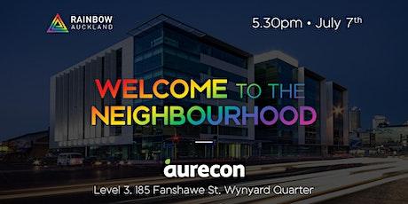 Welcome to the Neighbourhood, Wynyard Quarter tickets