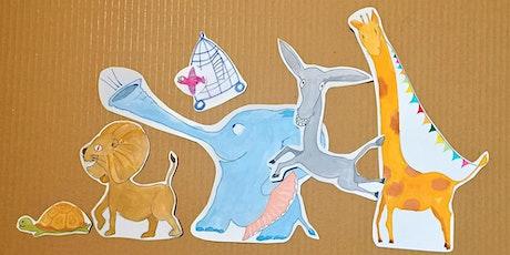 KLASSIK COOL! Der Karneval der Tiere / Open Air Tickets