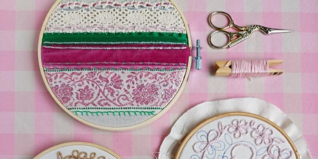 Do it Club: Slow Stitch Embroidery Workshop tickets