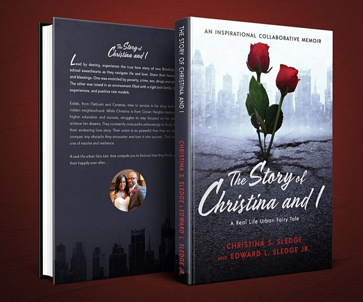 The Story of Christina and I  Virtual Book Launch image