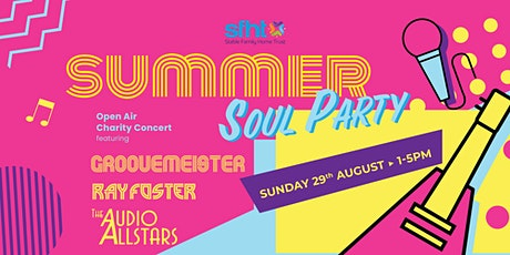Summer Soul Party tickets