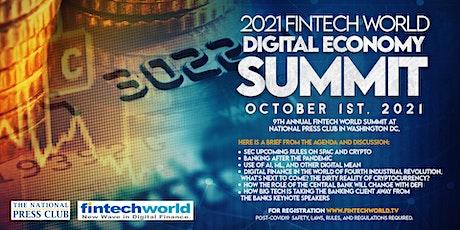 "2021 ""Digital Economy Investment Summit"" tickets"