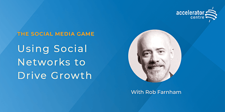 The Social Media Game: Using Social Networks to Drive Growth tickets
