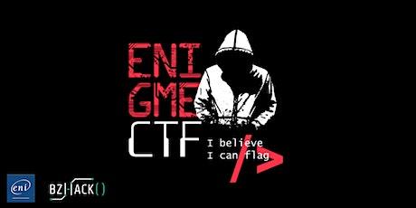 ENIgme CTF billets
