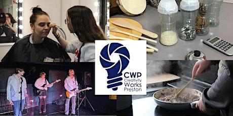 Open Day  at Creativity Works Preston tickets