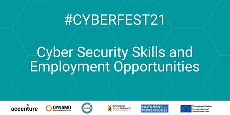 #CyberFest 21 - Cyber Security Skills and Employment Opportunities tickets