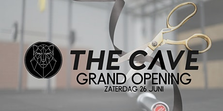 THE CAVE GRAND OPENING tickets