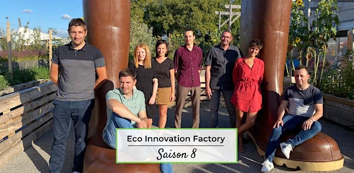 Image pour Evènement Eco-Innovation Factory - Quand la mer inspire les entrepreneurs