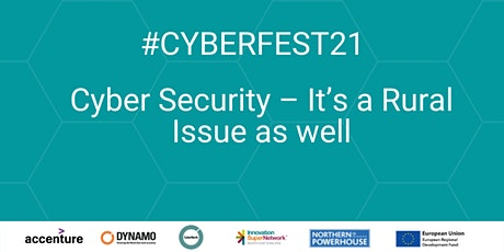 #CyberFest 21 - Cyber Security, It's a Rural Issue as well tickets