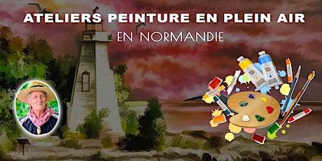 Copie de Atelier de peinture - SESSION 1 (1 JOUR) billets