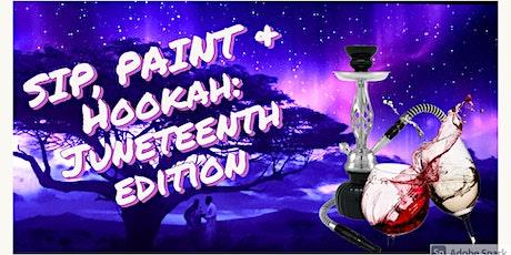 Sip & Paint ..........Juneteenth Edition tickets