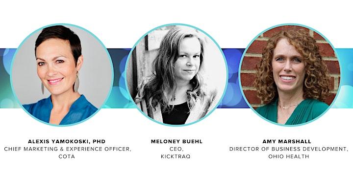 Columbus  Together Digital June Meetup |  Managing People. . . as People image