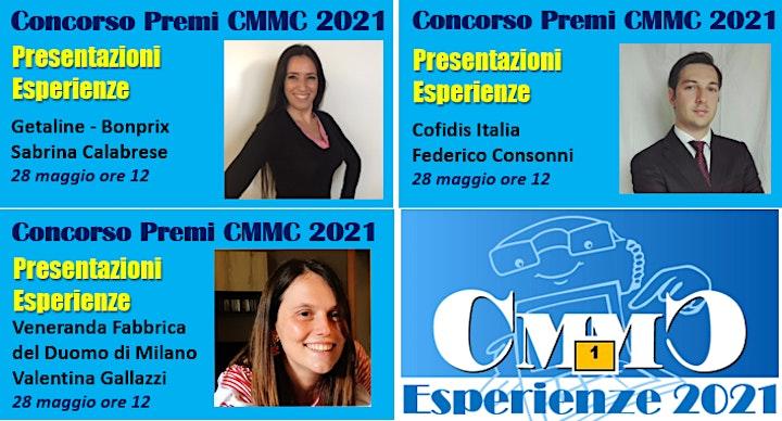 Immagine Presentazioni Esperienze n.1 - Quelli che aspettano...Premi CMMC 2021