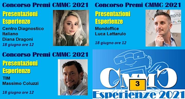 Immagine Presentazioni Esperienze n.3 - Quelli che aspettano...Premi CMMC 2021