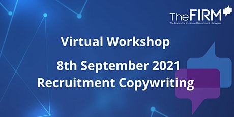 Recruitment Copywriting Workshop (Premium Members only) tickets
