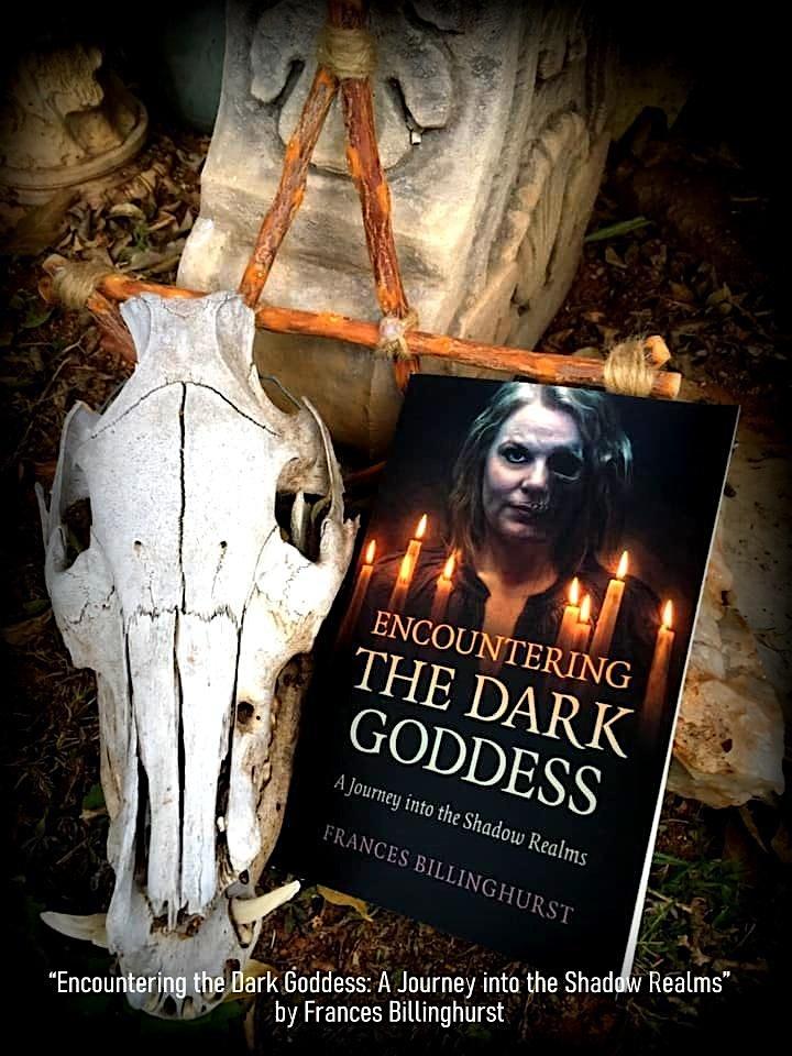 Encountering the Dark Goddess Online Sadhana image