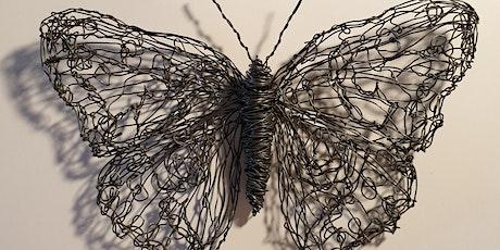 Wire Sculpture Workshop tickets