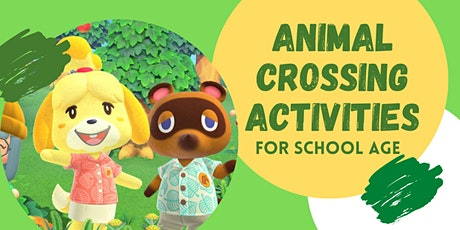 K-5th Animal Crossing Afternoon tickets