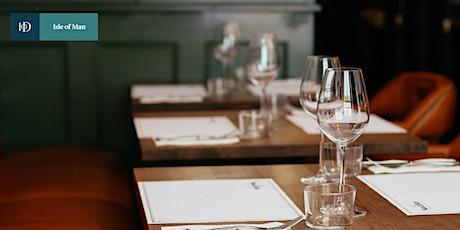 IoD Isle of Man Dining Club with Dr Henrietta Ewart tickets