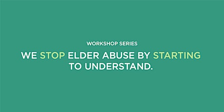 An Introduction to Senior Abuse and Indigenous Communities tickets