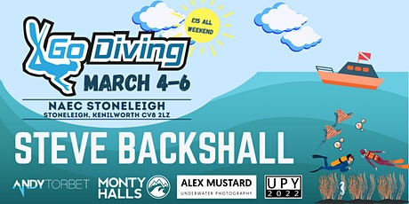 Go Diving Show 2022 tickets