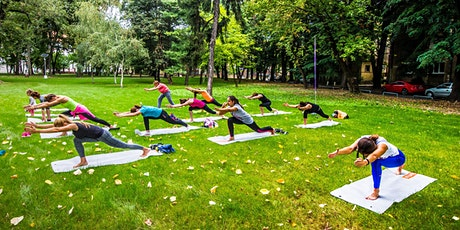 Free Pilates class in the Memorial Gardens tickets