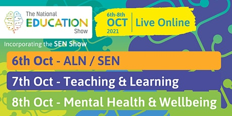 National Education Show 2021 - Live Online 3 Day Show tickets