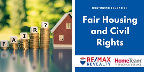 CE: Fair Housing and Civil Rights tickets