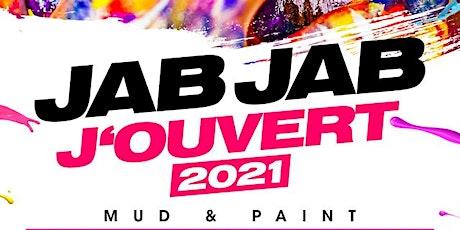 JAB JAB J'OUVERT  2021 tickets