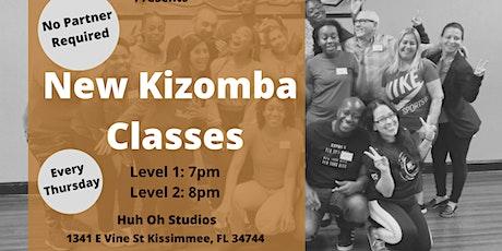 New Kizomba Classes(Kissimmee) tickets