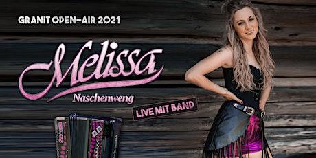 Melissa Naschenweng & BAND | GRANIT OPEN-AIR | FREITAG Tickets
