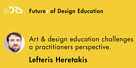 Futures of Design Education Meetup 8: Art and design education challenges tickets